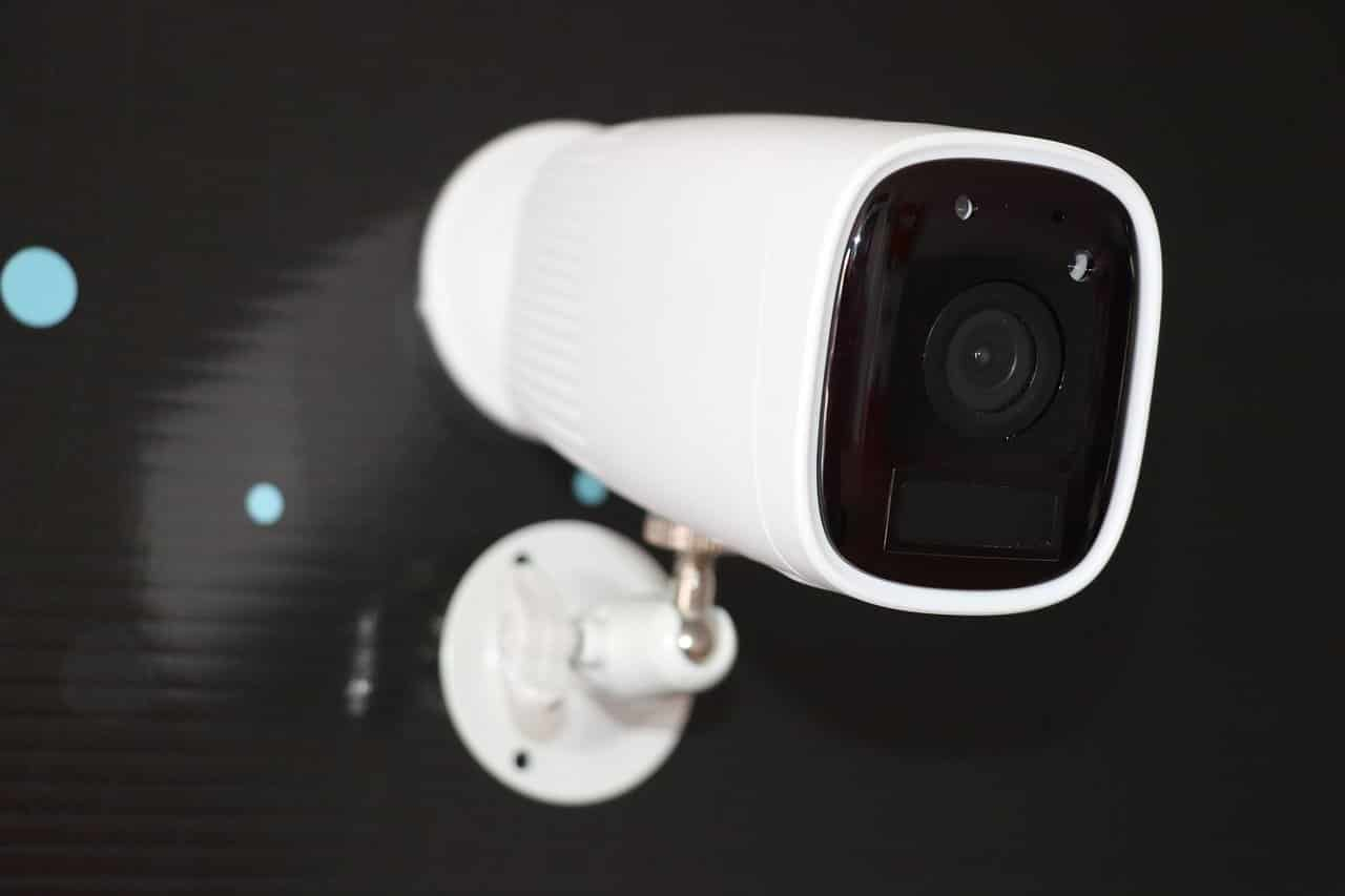 wireless security system camera
