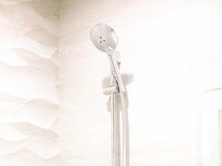 best luxury shower head