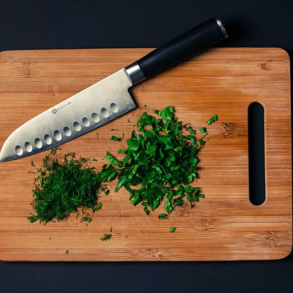 Best Santoku Knives Under $50 in 2021 (Reviews & A Guide)